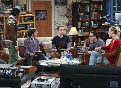 Watch The Big Bang Theory Season 9 Episode 13 Online