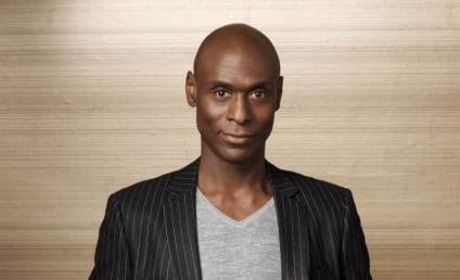 Lance Reddick Previews Fringe Character Arc, Background