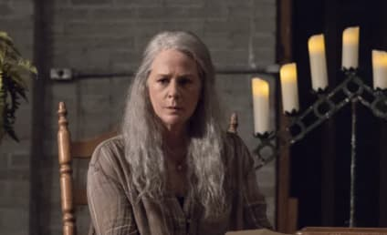 The Walking Dead's Melissa McBride Reveals Carol Was Almost Killed Off