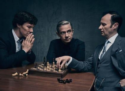 Watch Sherlock Season 4 Episode 3 Online