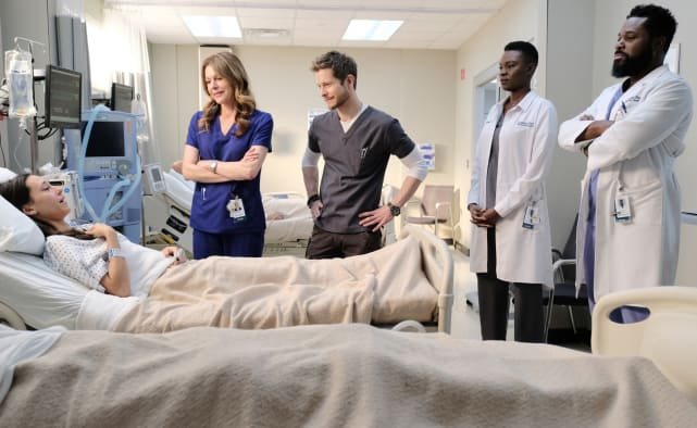 Your Faves Could Never - The Resident Season 2 Episode 13