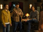 Left Behind - Supernatural