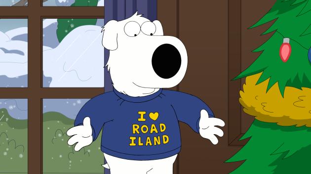 Brian's New Sweater - Family Guy Season 16 Episode 9