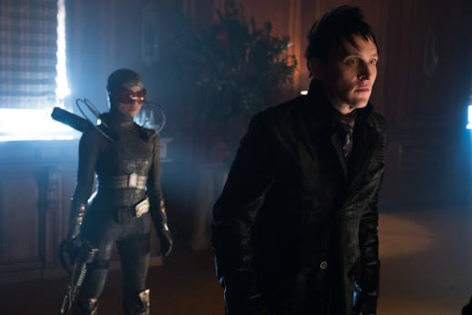 The New Team - Gotham Season 3 Episode 18