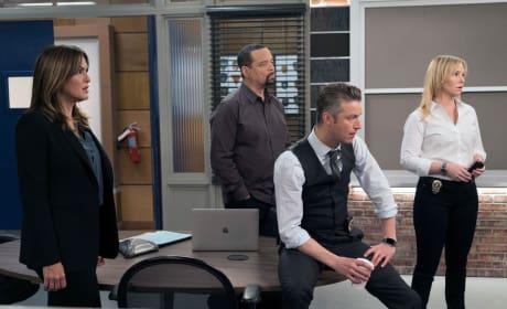 Watching a Shocking Livestream - Law & Order: SVU Season 19 Episode 22