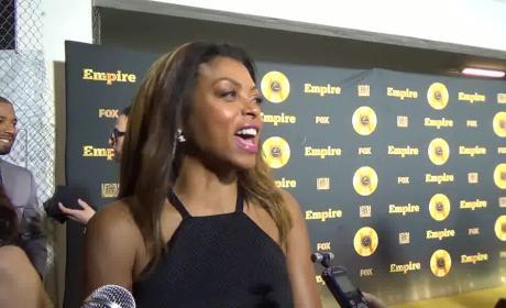 Taraji P. Henson Teases Empire Season 2