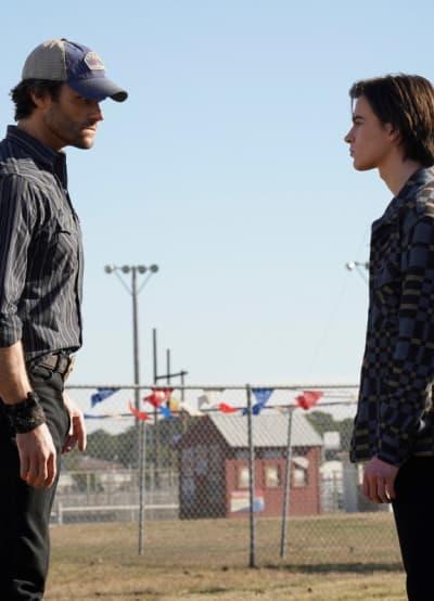 Father Son Showdown - Walker Season 1 Episode 5