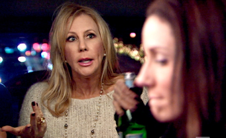 Vicki on The Real Housewives of Orange County