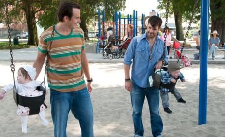 Will Forte on Up All Night