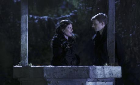 Evil Smiles - Once Upon a Time Season 6 Episode 18