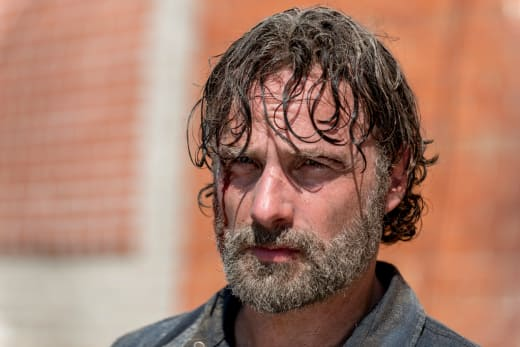 You Can't Kill Them All - The Walking Dead Season 8 Episode 12