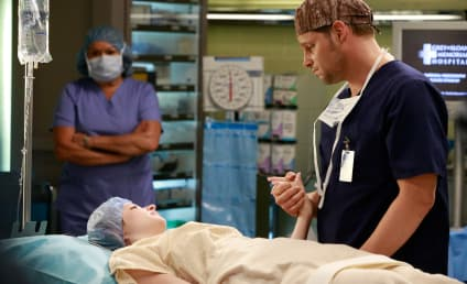 Grey's Anatomy Season 12 Episode 10 Review: All I Want Is You