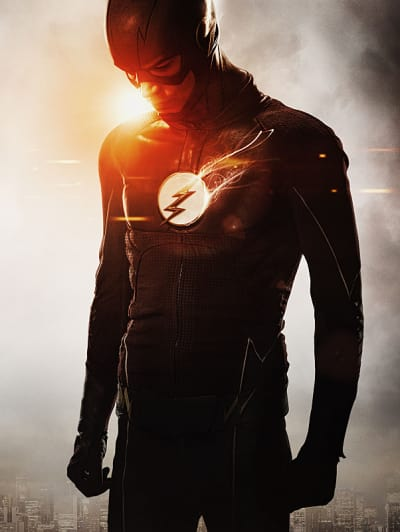 The Flash New Look
