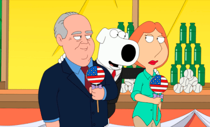 "Family Guy Review: ""Excellence in Broadcasting"""