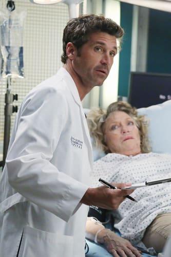 Veronica Cartwright on Grey\'s Anatomy - TV Fanatic