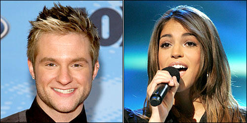 Blake and Antonella?