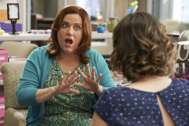 Just Hand An Emmy to Donna Lynne Champlin