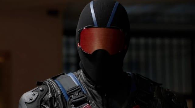 Vigilante's Secret Identity To Make Sense