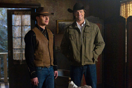 Supernatural: Old West Style