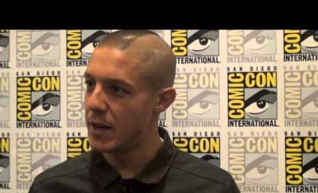 Theo Rossi Speaks on Charity Work, SOA Season 6