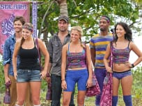 Survivor Season 28 Episode 1