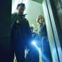 Elevator Shaft Surprise - The Strain Season 2 Episode 5