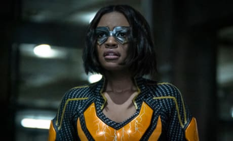 Lightning Strikes - Wide - Black Lightning Season 2 Episode 16