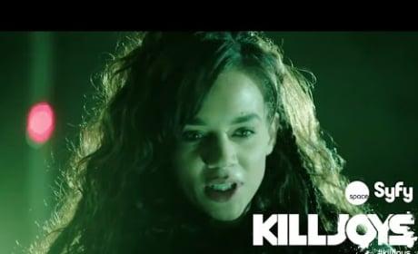 Killjoys Trailer: Interstellar Fugitives Beware