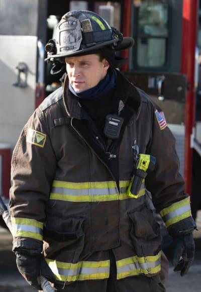 Casey disobeyed - Chicago Fire Season 9 Episode 6