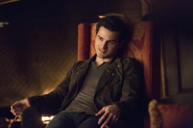Enzo - The Vampire Diaries
