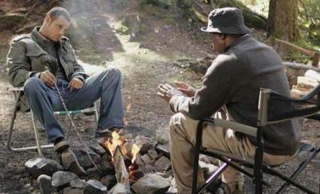 Karev, Chief Talk