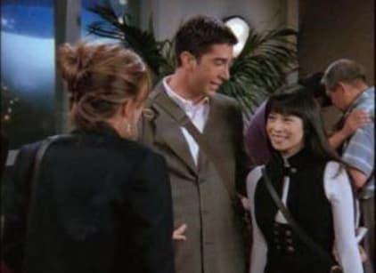 Friends Season 2 Episode 1 - TV Fanatic
