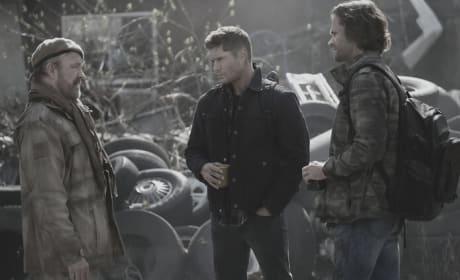Dean Isn't Sure - Supernatural Season 13 Episode 22