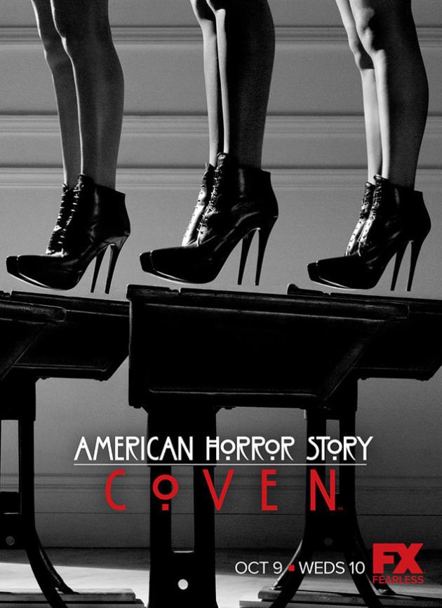 American Horror Story: Coven Art Work