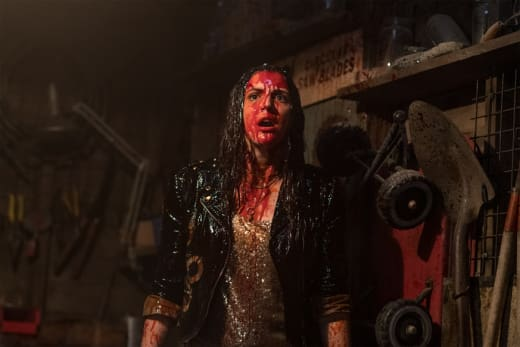 What In The Bloody Hell? - Ash vs Evil Dead