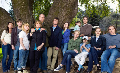Parenthood Cast Photograph