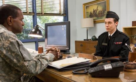 Military Carl - Shameless Season 9 Episode 1