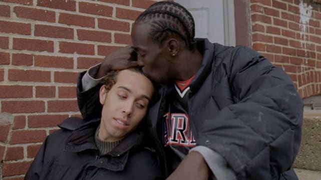 Omar & Brandon - The Wire