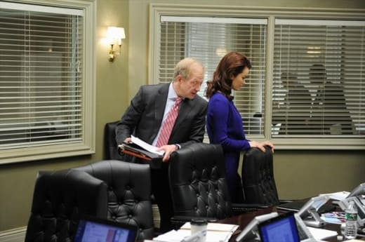 Cyrus and Mellie Pic