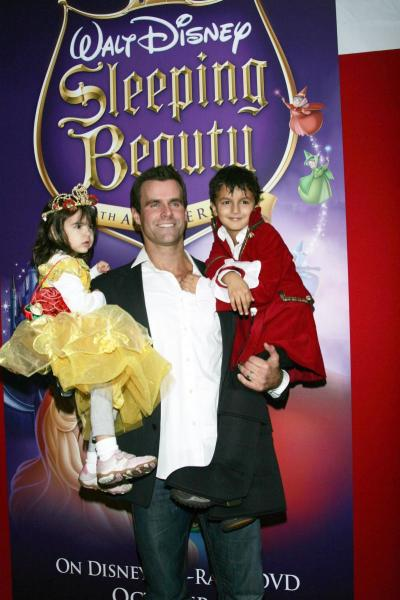 Cameron and Kids