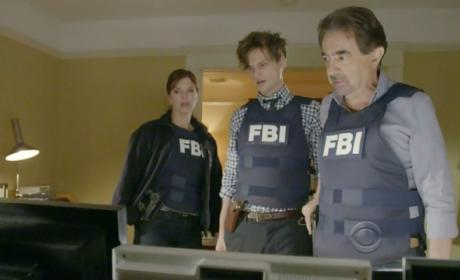 Criminal Minds Trio
