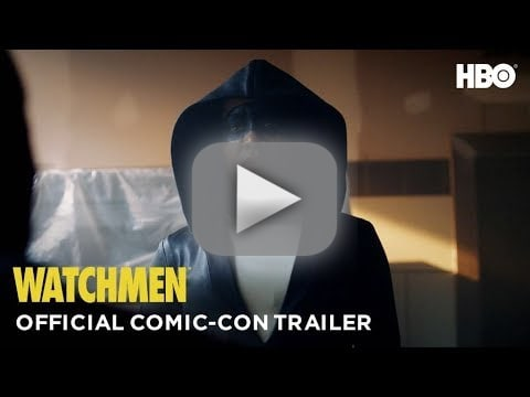 Watchmen hbo drops super first trailer at comic con
