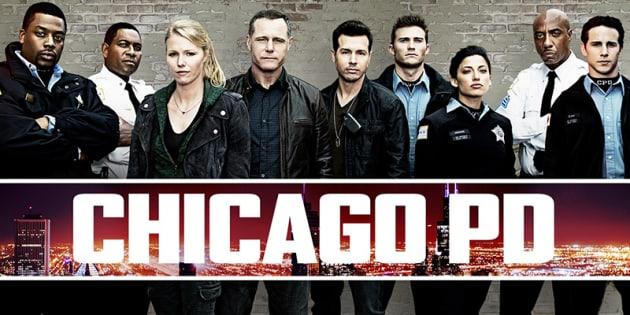 Chicago PD Cast Pic