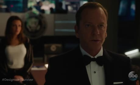 Designated Survivor Promo: Playtime is Over!