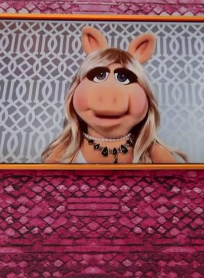 Miss Piggy - RuPaul's Drag Race All Stars Season 6 Episode 1