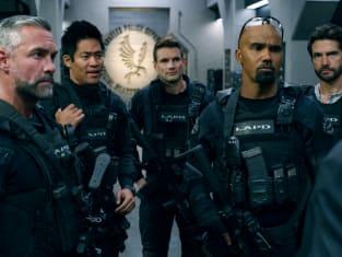 Organized Crime - S.W.A.T.