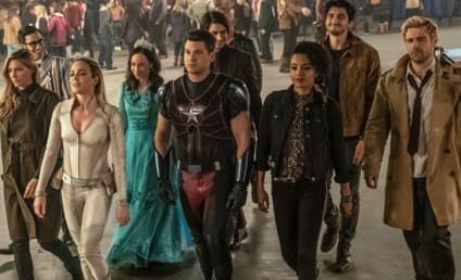 DC's Legends of Tomorrow Loses Series Regular Ahead of Season 6
