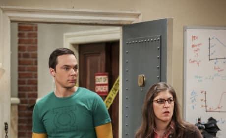 Sheldon's Dismay - The Big Bang Theory