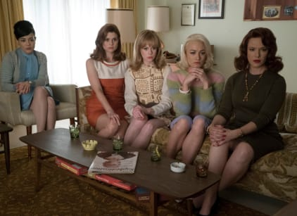 Watch The Astronaut Wives Club Season 1 Episode 8 Online