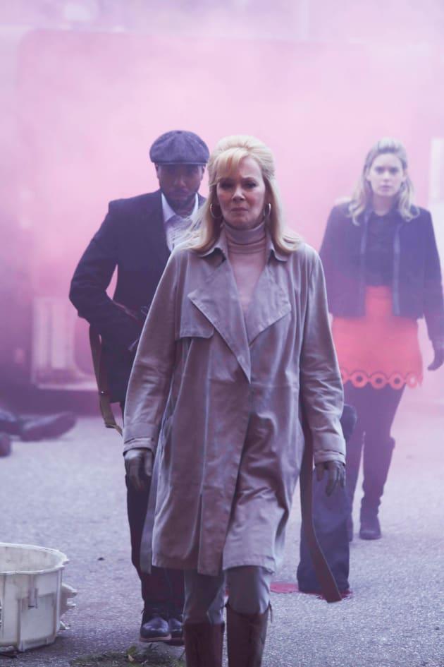 Jean Smart as Melanie Bird - Legion